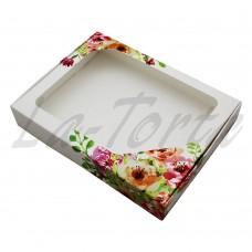 Коробка для пряников 15см*20см Акварель (5шт)