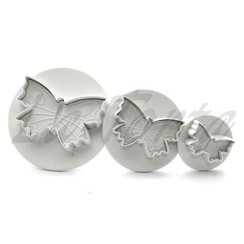 Набор плунжеров PME Бабочки (3шт)