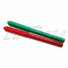 Фломастеры пищевые Americolor красный/зеленый 2 шт.