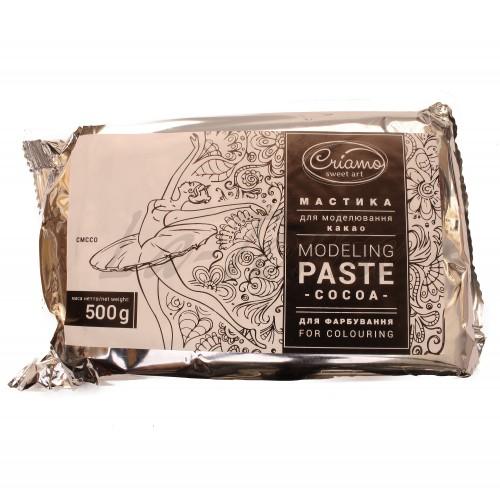 Мастика для моделирования (масло-какао) Criamo