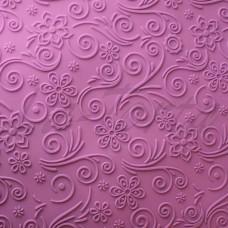 Cиликоновый коврик Цветочная фантазия