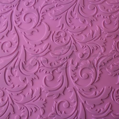 Cиликоновый коврик Изящные завитки