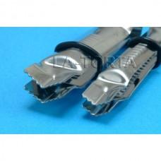 Набор щипцов РМЕ - Закрытые V-образные зазубренные (13мм, 19 мм)