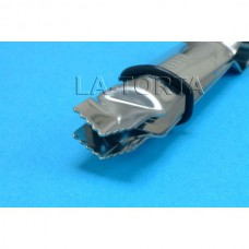 Щипцы РМЕ - Закрытые V-образные зазубренные (13мм)