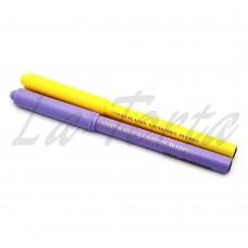 Фломастеры пищевые Americolor фиолетовый/желтый 2 шт.