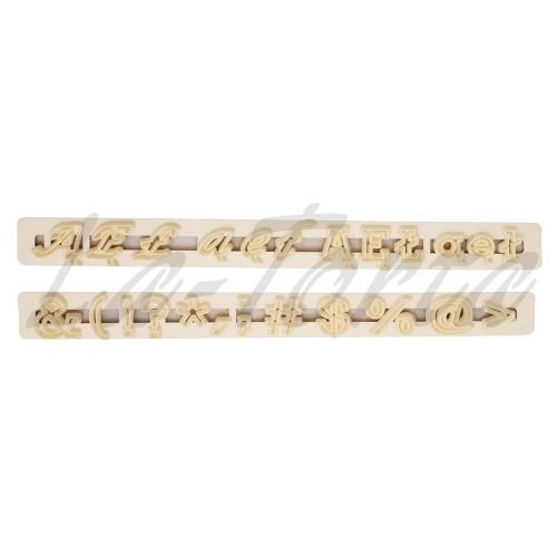 Резаки FMM Символы и буквы