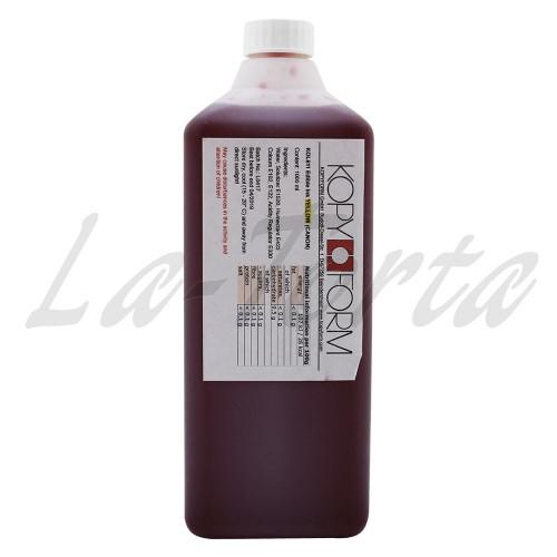 Краска для пищевого принтера Kopyform Yellow -1000мл