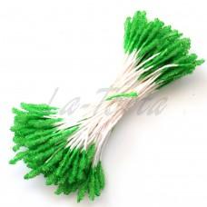 Махрові тичинки Lucia Craft (зелені)