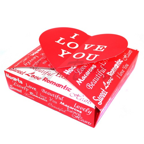 Подарочная коробка Love (5шт)