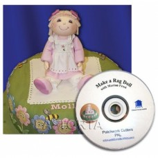 Пэчворк Тряпичная кукла