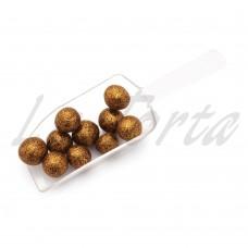 Фундук в черном шоколаде Buratti золото (10шт)