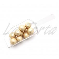Фундук в белом шоколаде слоновая кость 10шт