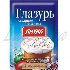 """Глазурь сахарная ванильная 75гр """"Ямуна"""""""