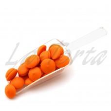 """Шоколад оранжевый со вкусом апельсина """"Orange Callebaut""""29%"""
