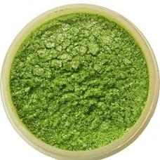 Сухой блестящий краситель Food Colours Juicy Lime
