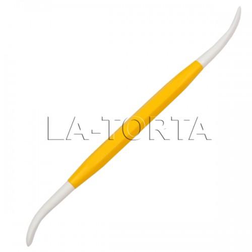 Инструмент для мастики PME - Изогнутые наконечники разных размеров