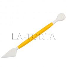 Инструмент для мастики PME - Нож и Ракушка