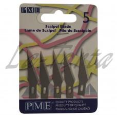 Набор сменных скошенных лезвий PME для мастики