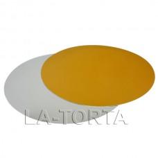 Подложка под торт круглая 13 см (10шт)