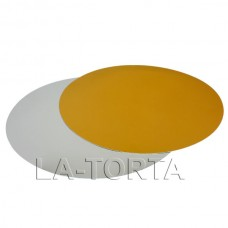 Подложка под торт круглая 36 см (5шт)