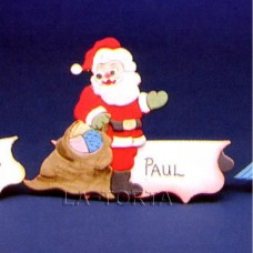 Пэчворк Санта