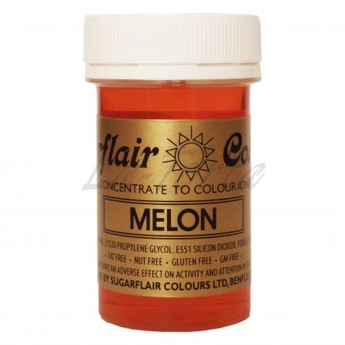 Гелевый краситель Sugarflair Дыня (Melon)