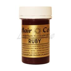 Гелевый краситель Sugarflair Рубин (Ruby)