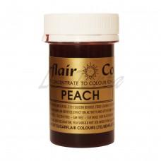 Гелевый краситель Sugarflair Персик (Peach)