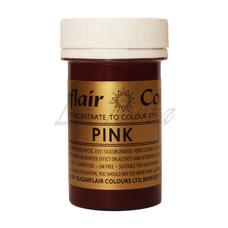 Гелевый краситель Sugarflair Розовый (Pink)