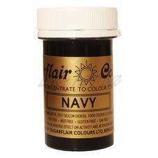 Гелевый краситель Sugarflair Морской синий (Navy)