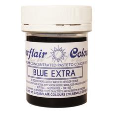 Гель-паста концетрат  Sugarflair  Max Голубой (Blue Extra)