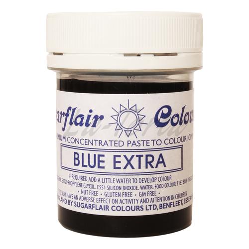 Гель-паста концетрат  Sugarflair  Max Голубой