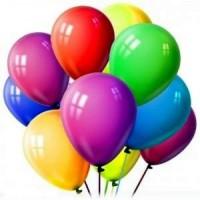 Воздушные мини-шарики(10шт)