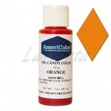 Краситель Americolor для шоколада Оранжевый