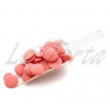 """Шоколад розовый со вкусом клубники """"Strawberry Callebaut"""" 30%"""