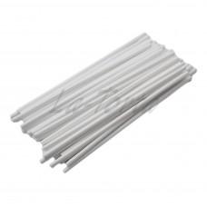 Палочки для кейк-попсов белые, 15 см