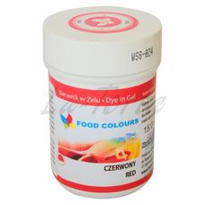 Гелевий барвник Food Colours Червоний