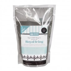 Айсинг Royal Icing Squires Kitchen Чёрный