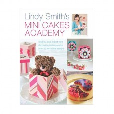 Книга Lindy Smith's Mini Cakes Academy
