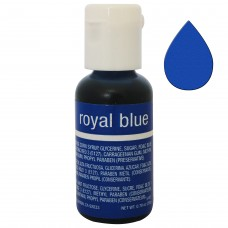Гелевий барвник Chefmaster Liqua-Gel Royal Blue