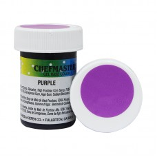 Гель-фарба Base Color Chefmaster Purple 28грам