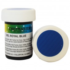 Гель-фарба Base Color Chefmaster Royal Blue 28грам