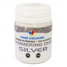 Кандурин Food Colours Silver 20грам