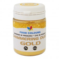 Кандурин Food Colours Gold 20грам