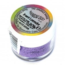 Блёстки Rainbow  Jewel Lavender