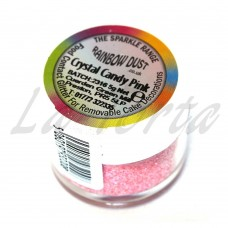 Блёстки Rainbow Crystal Candy Pink