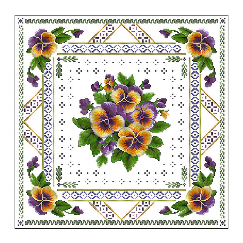 4c116757de9611 Вафельная картинка Вышиванка подушка №1 20х20: цена, купить в ...
