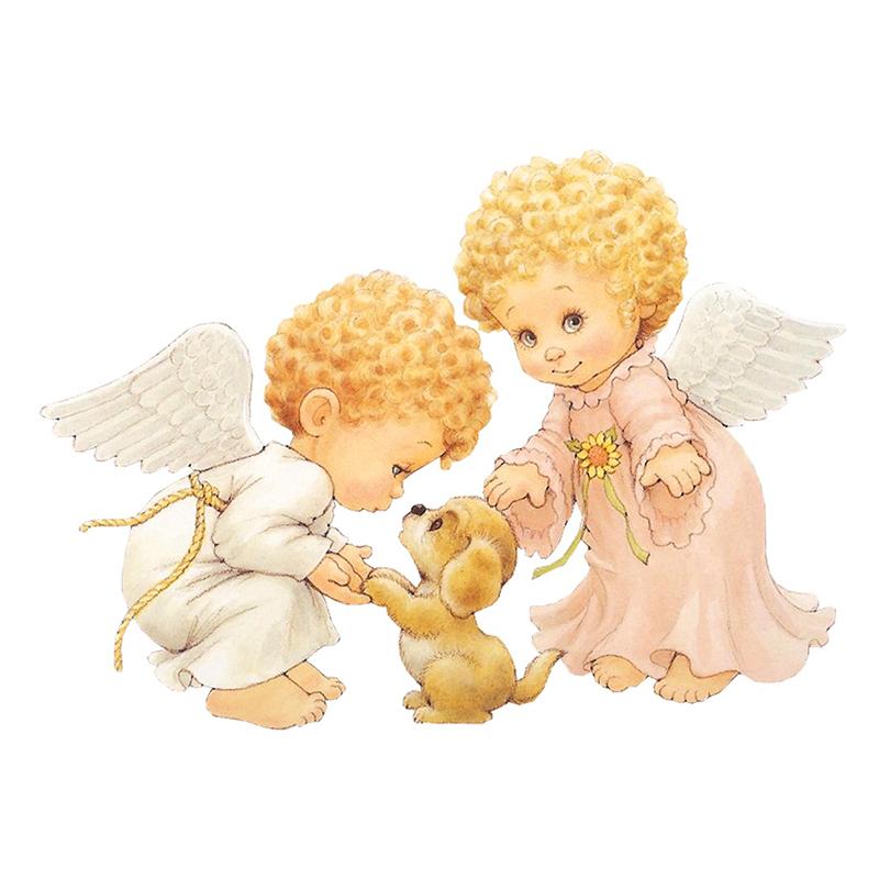 Открыткой, ангелочки для крестин картинки